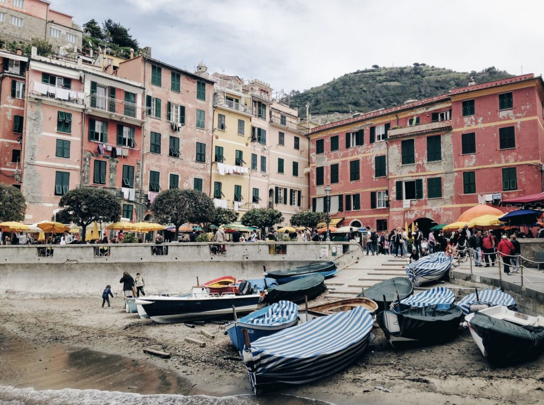 Travel blogger Meaghan Murray shares a travel guide for Cinque Terre in Italy on her blog The Stopover