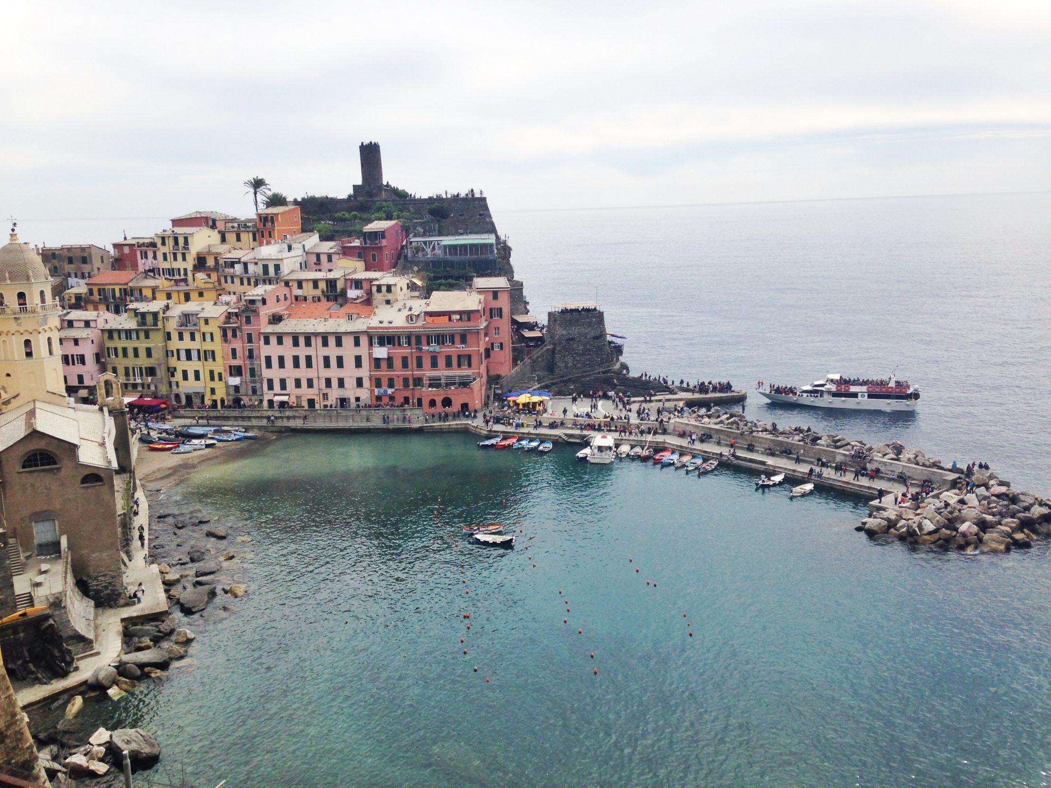Destination: Cinque Terre