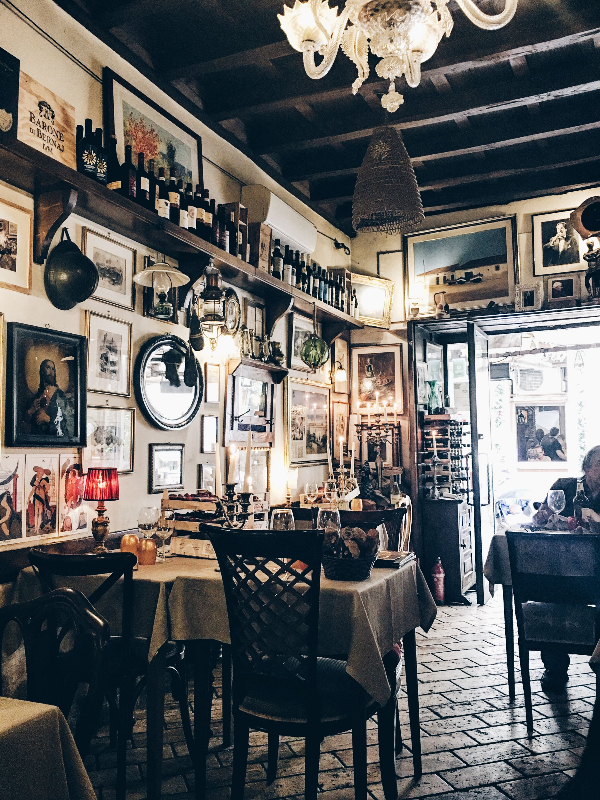 When in Rome: A Food Guide