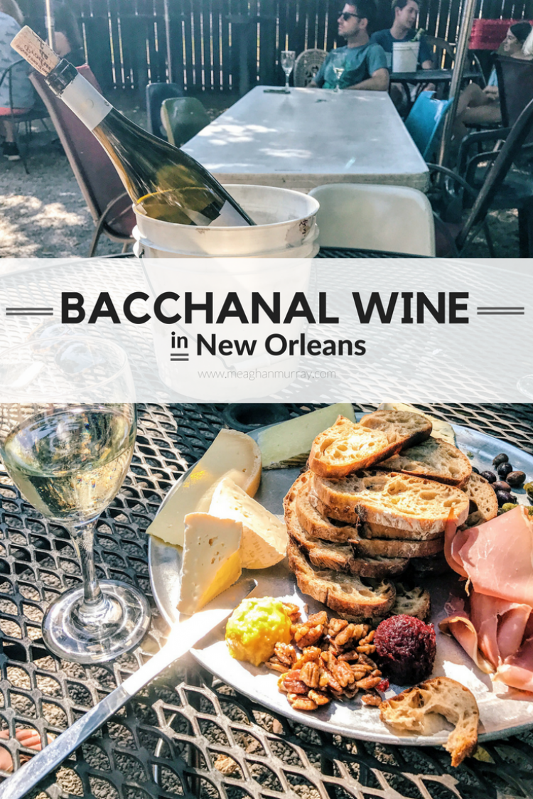 Bacchanal New Orleans Restaurant