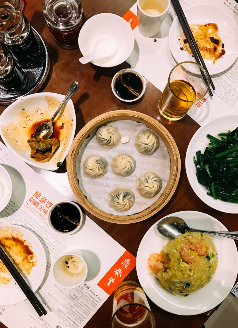 The Stopover Hong Kong Food Guide, Din Tai Fong, Hong Kong
