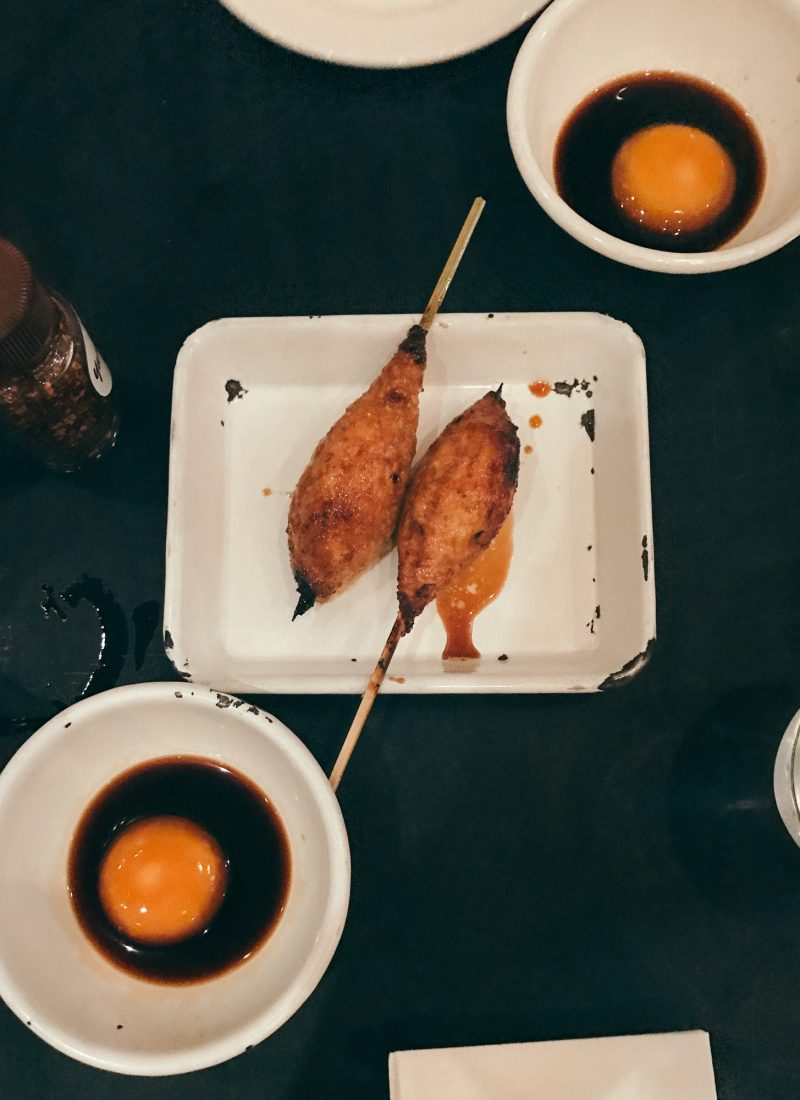 The Stopover Hong Kong Food Guide, Yardbird, Hong Kong