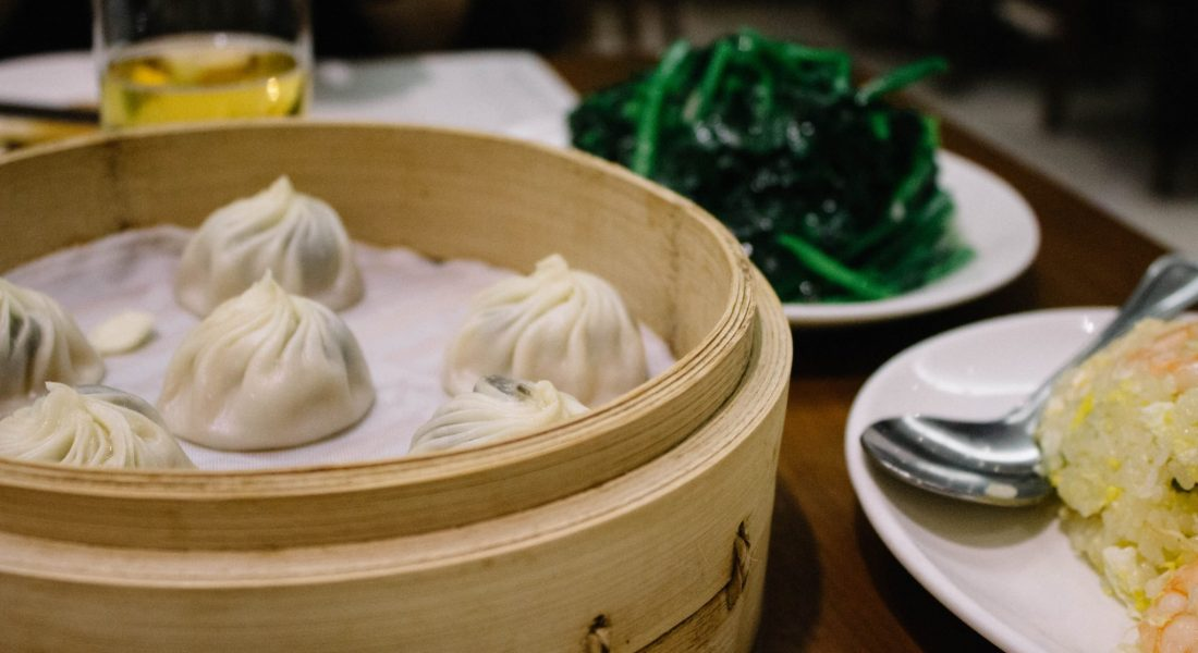 Din Tai Fong dumplings, Hong Kong, The Stopover