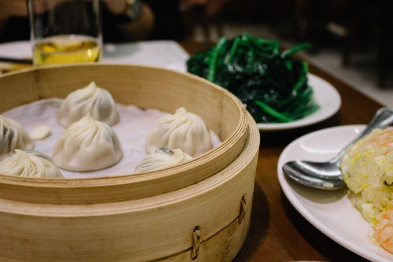 Din Tai Fong dumplings, Hong Kong, The Stopover