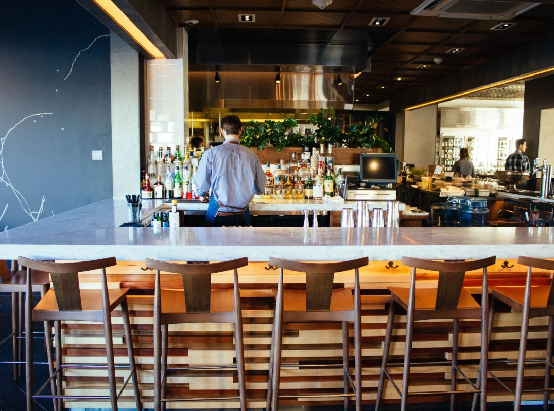 Travel blogger Meaghan Murray shares a restaurant review for UNION at The Press Hotel in Portland, ME on her blog The Stopover