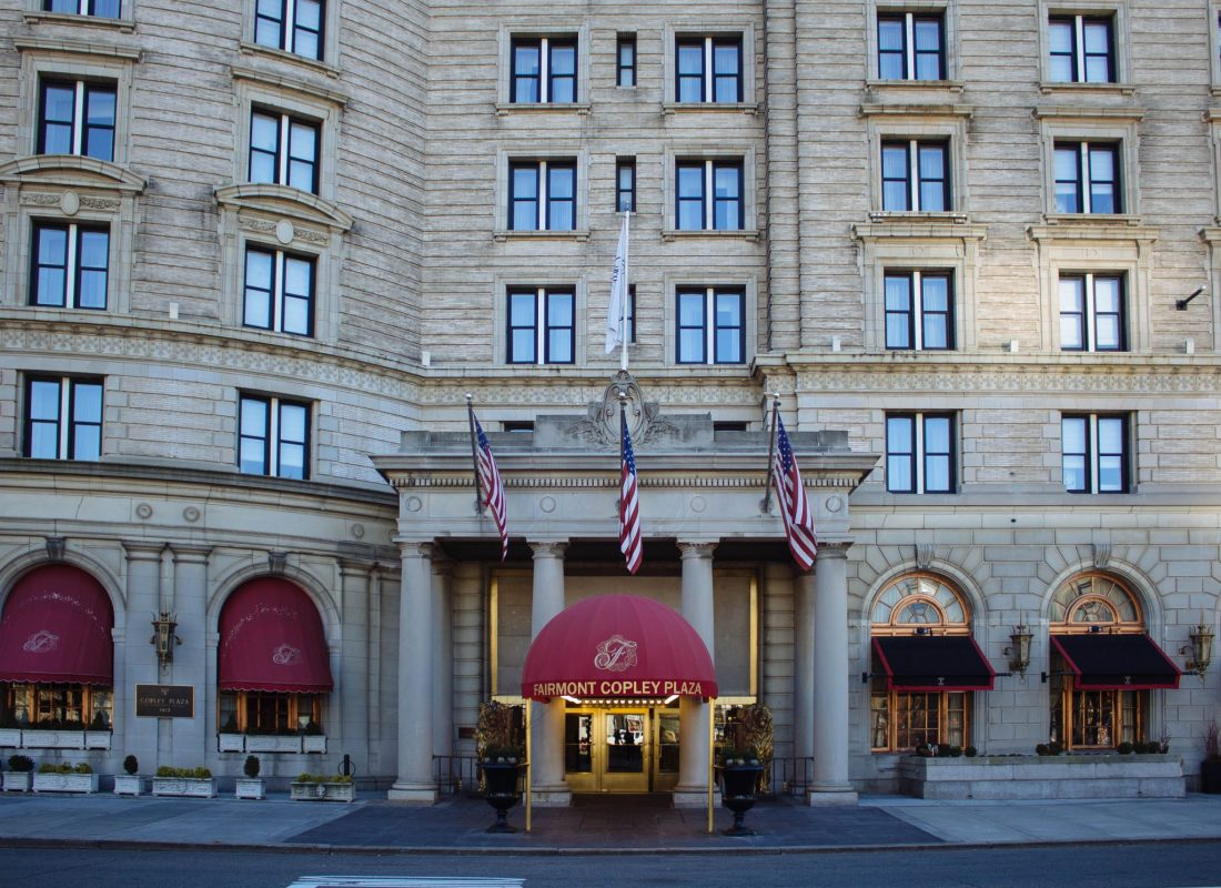 Where to stay: Fairmont Copley Boston | The Stopover
