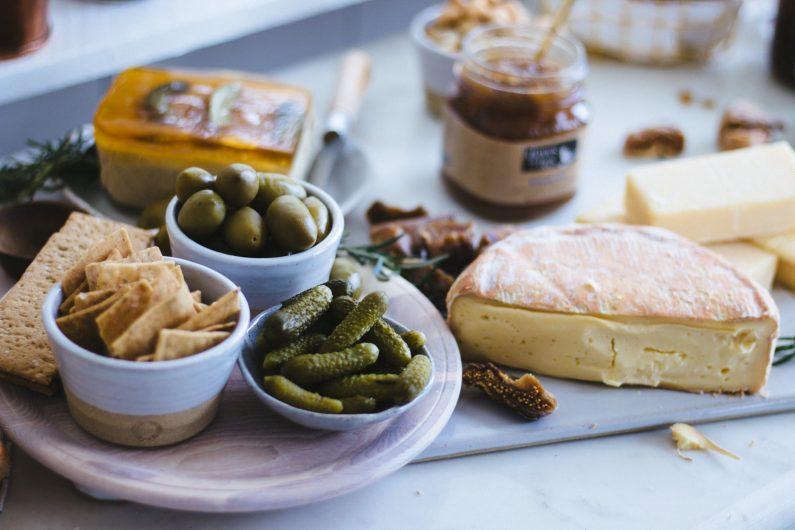 Food photography with Yankee Magazine