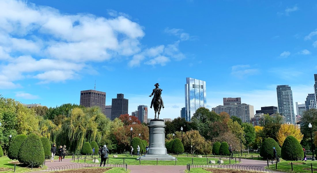 What to see: Boston Public Garden | The Stopover