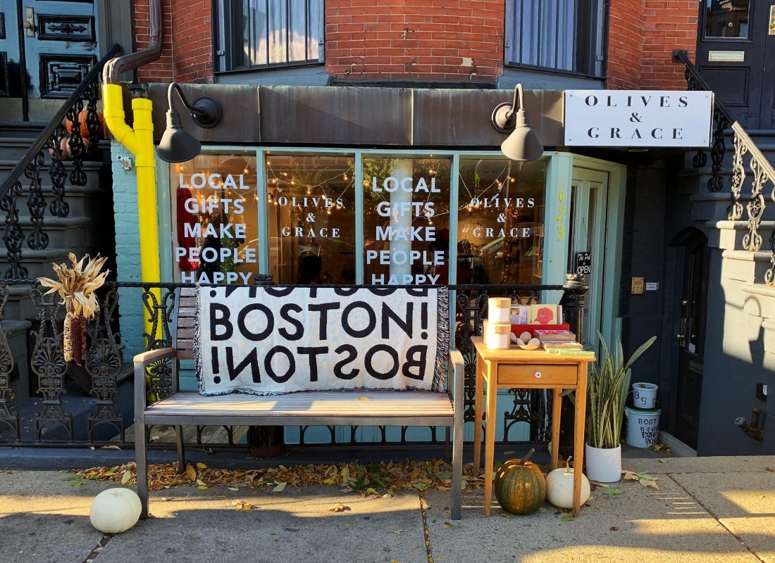 Where to shop: Olives & Grace Boston | The Stopover