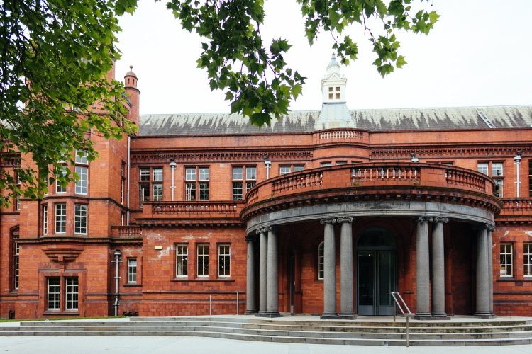 The Whitworth Art Gallery Manchester UK