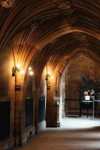 The John Ryland Library Manchester UK