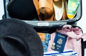 away luggage tips