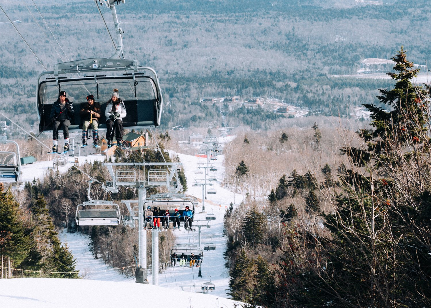 Skedaddle Trip to Vermont | The Stopover by Meaghan Murray