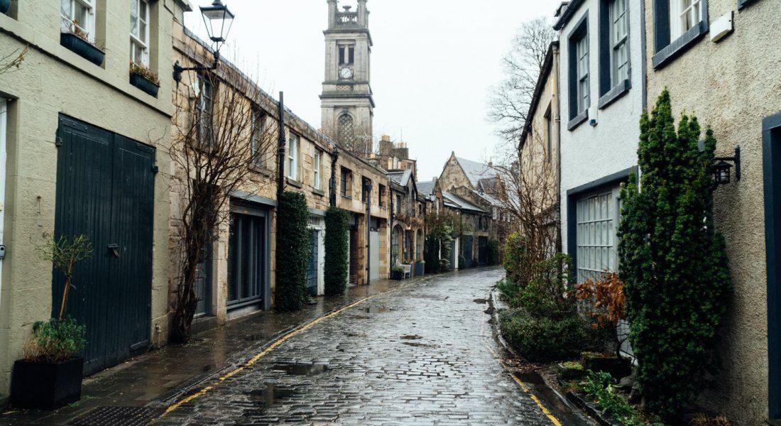 Exploring Edinburgh, Scotland in 48 hours
