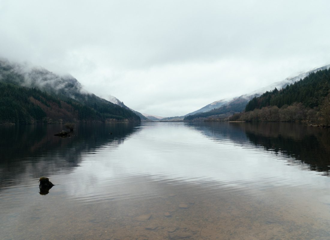 A First-Timer's Visit to Glasgow & the Scottish Highlands