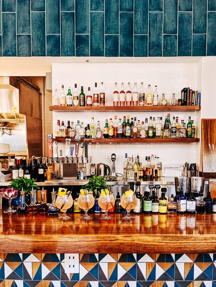 Counter The Hotel Salem | The Stopover by Meaghan Murray | meaghanmurray.com