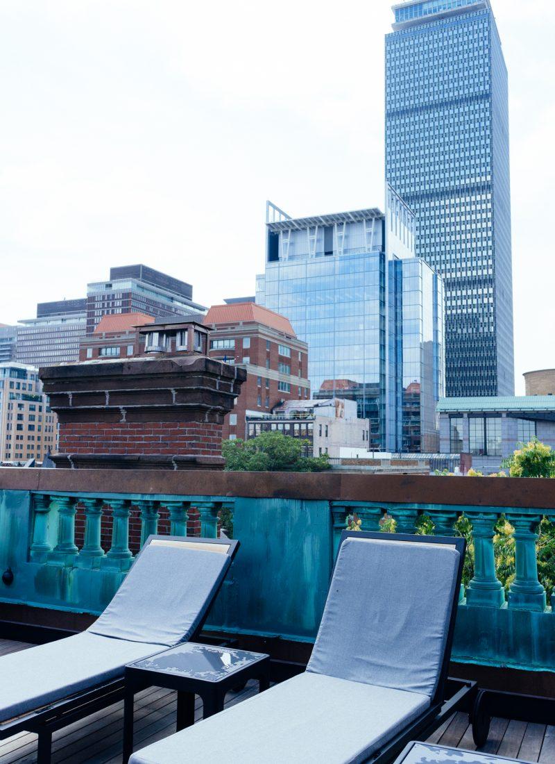 No. 284: A Modern Art Lover's Dream Hotel in Boston, MA