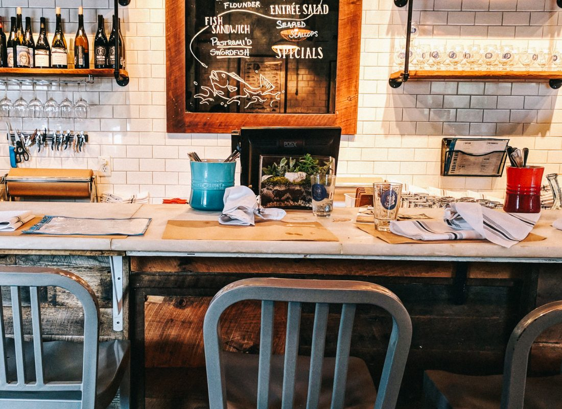 4 places to eat in Charleston, SC