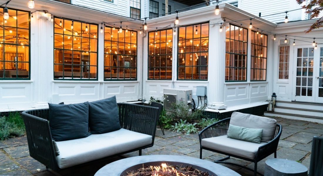 Where to stay: Whitehall in Camden, Maine   The Stopover