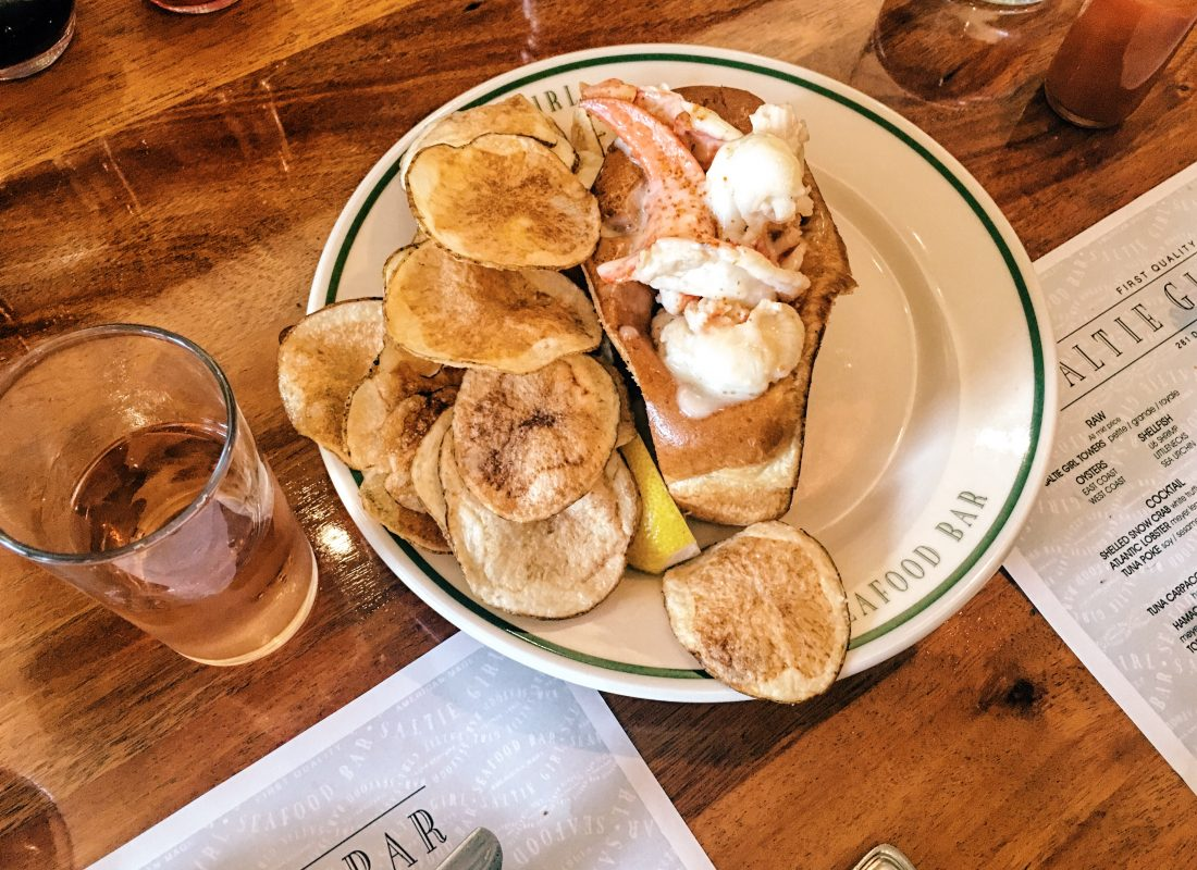 Where to eat: Saltie Girl Boston, MA | The Stopover