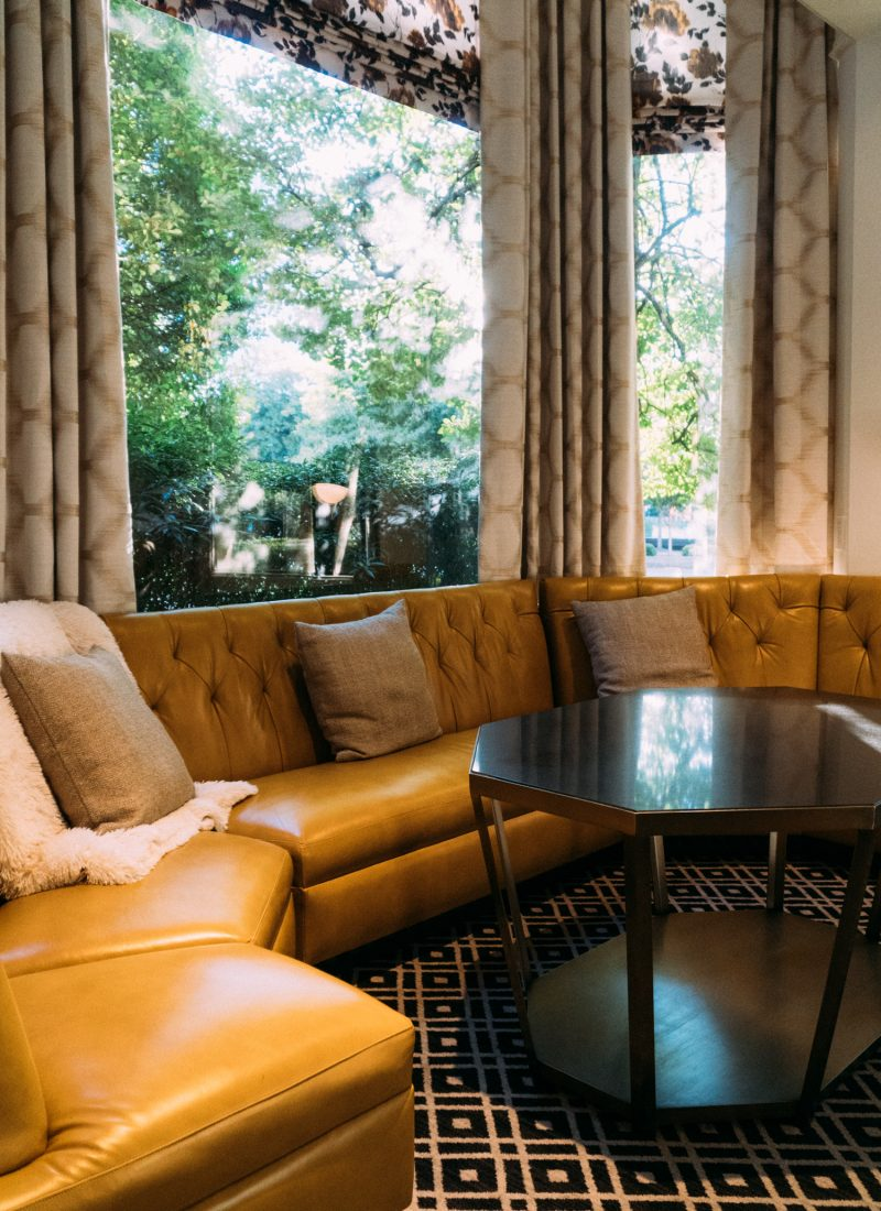 Where to stay: The Whitley in Atlanta, Georgia