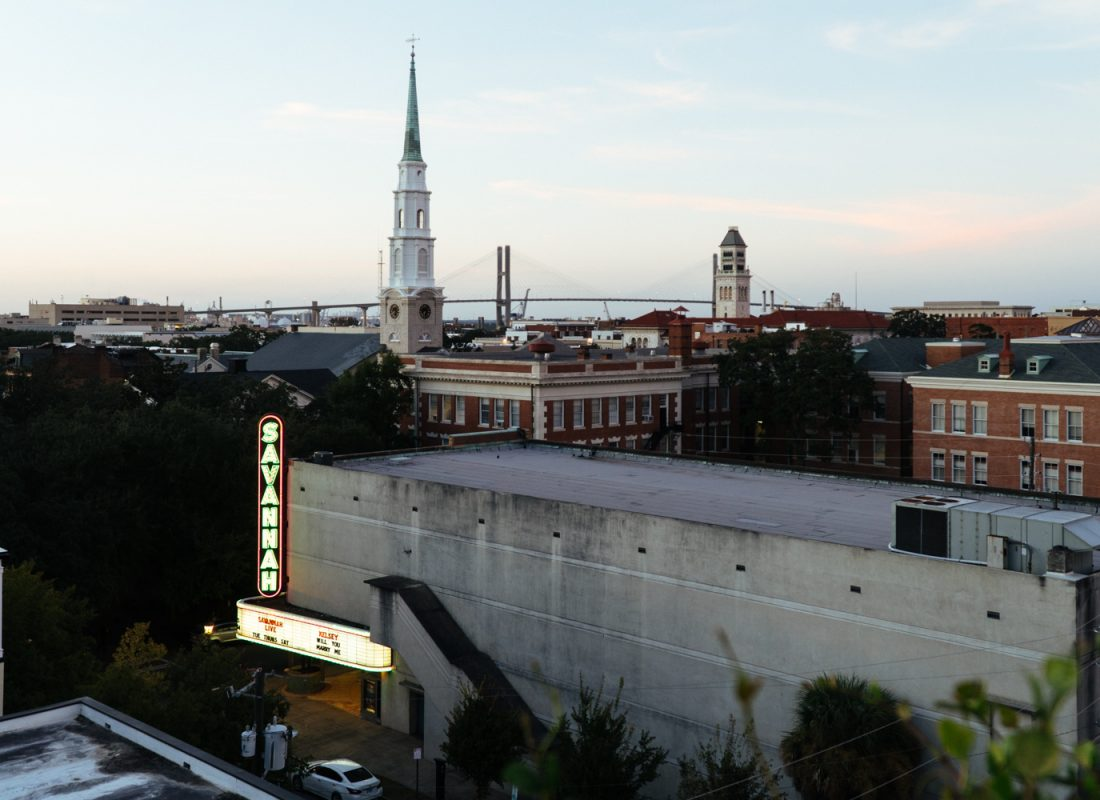 My Savannah, GA Stopover travel guide, The Stopover