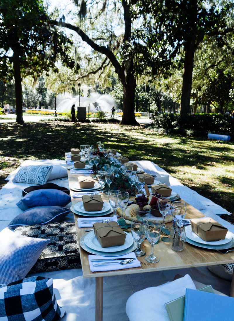 Savannah Picnic Company, My Savannah, GA Stopover travel guide, The Stopover