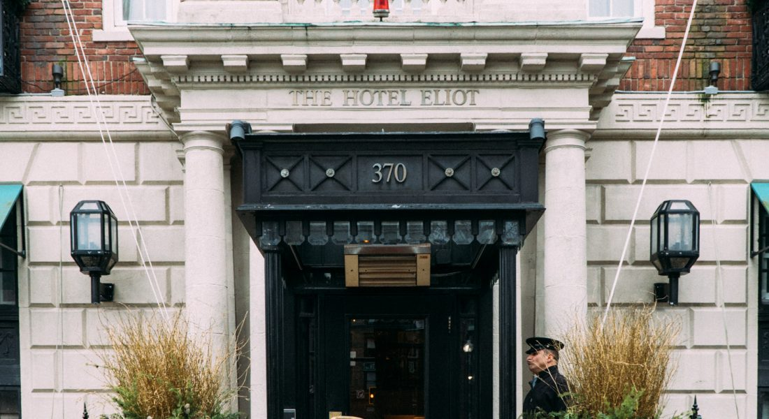 Where to stay in Boston, MA | The Eliot Hotel | The Stopover