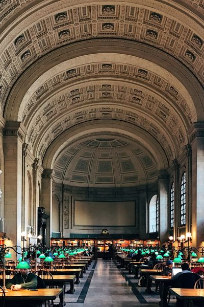 What to see: The Boston Public Library | The Stopover