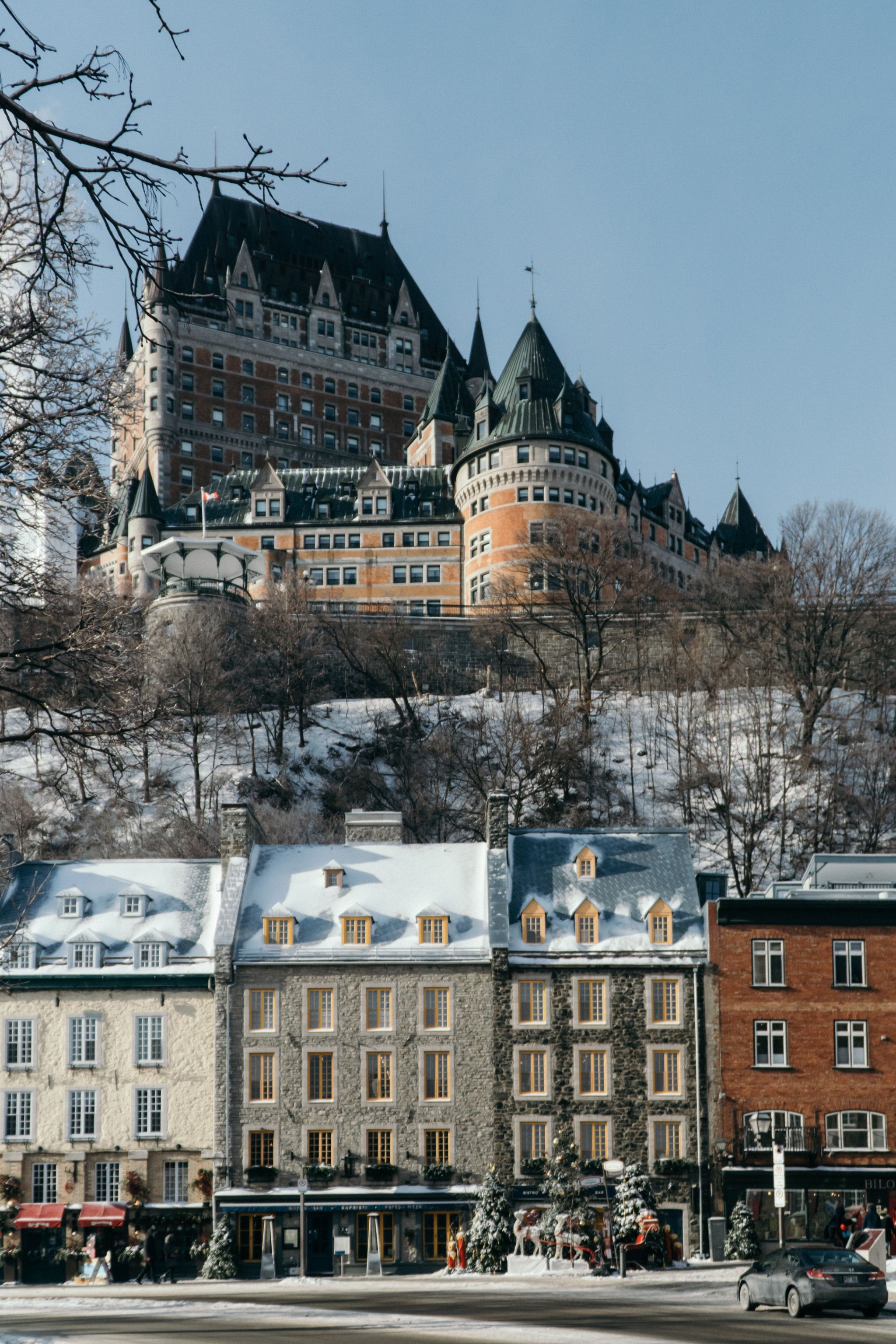 A city guide to Quebec City