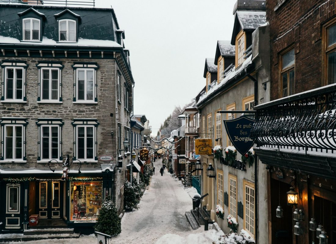 Quebec City City Guide | The Stopover