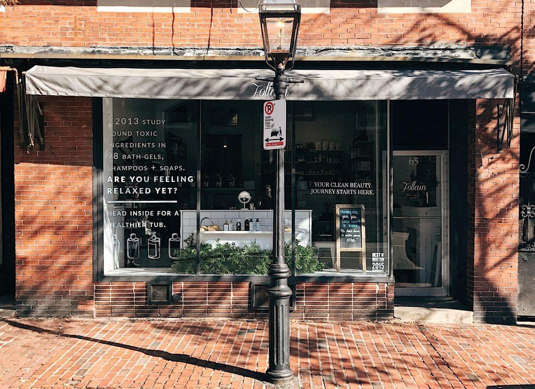 Where to shop: Follain in Beacon Hill, Boston, MA | The Stopover