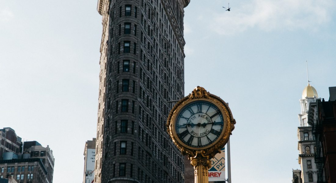 Travel blogger Meaghan Murray shares a city guide for New York City on her blog The Stopover