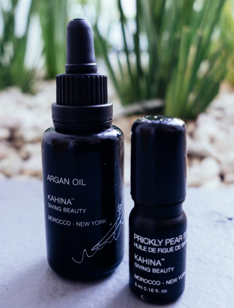Travel blogger Meaghan Murray shares her clean beauty travel essentials on her blog The Stopover
