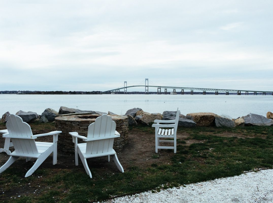 Travel blogger Meaghan Murray shares a hotel review for Gurney's in Newport, Rhode Island on her blog The Stopover