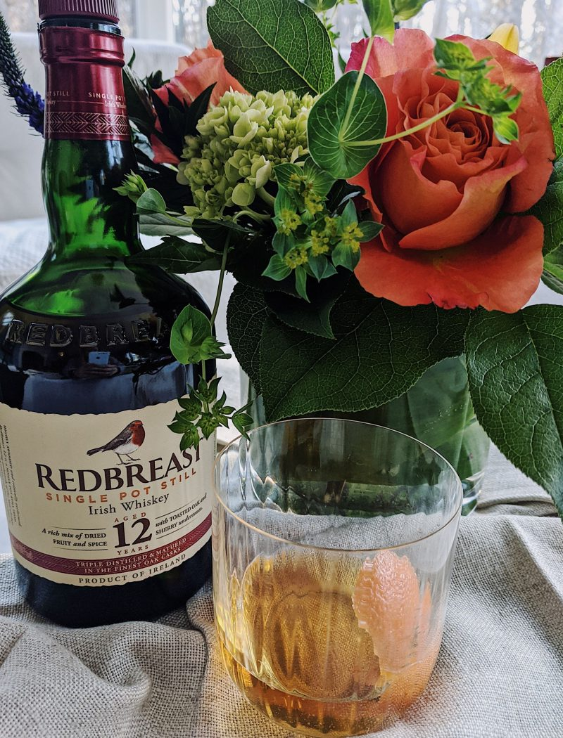 Food blogger Meaghan Murray shares a recap of her Girls' Night with Redbreast Whiskey on her blog The Stopover