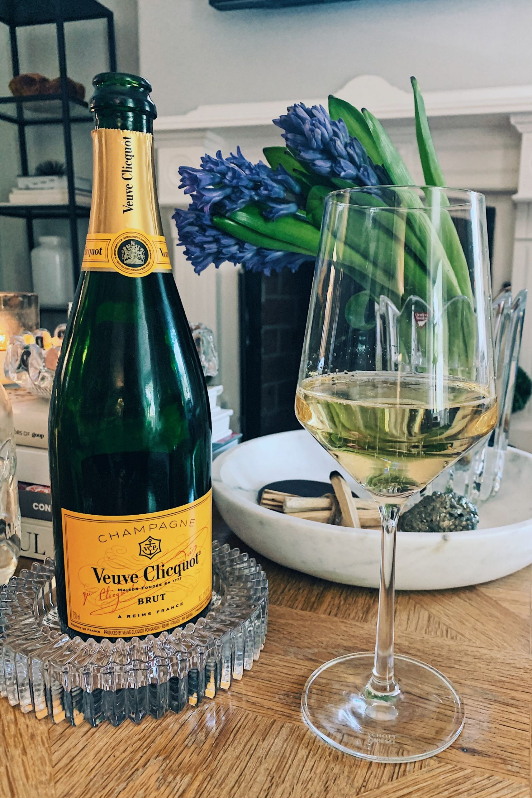 Veuve Clicquot Brut | Travel blogger Meaghan Murray shares a post o Nantucket, Massachusetts on her blog The Stopover