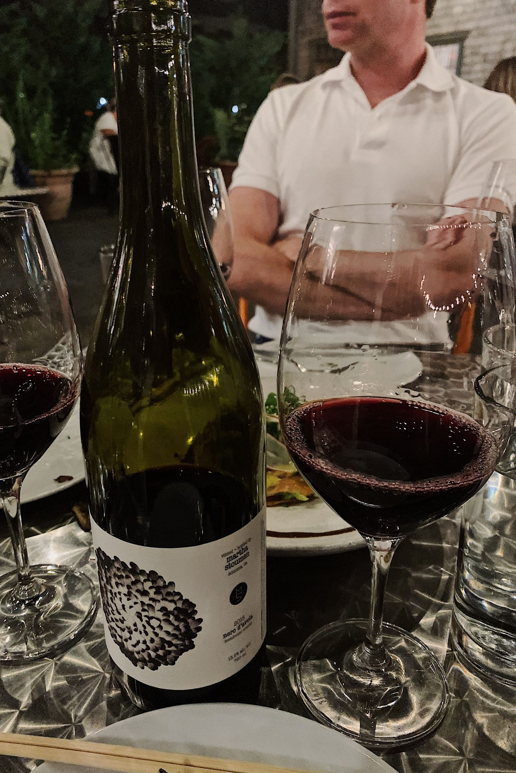 Martha Stoumen Nero d'Avola | Food blogger Meaghan Murray shares a post on her favorite wine during Summer 2020 on her blog The Stopover