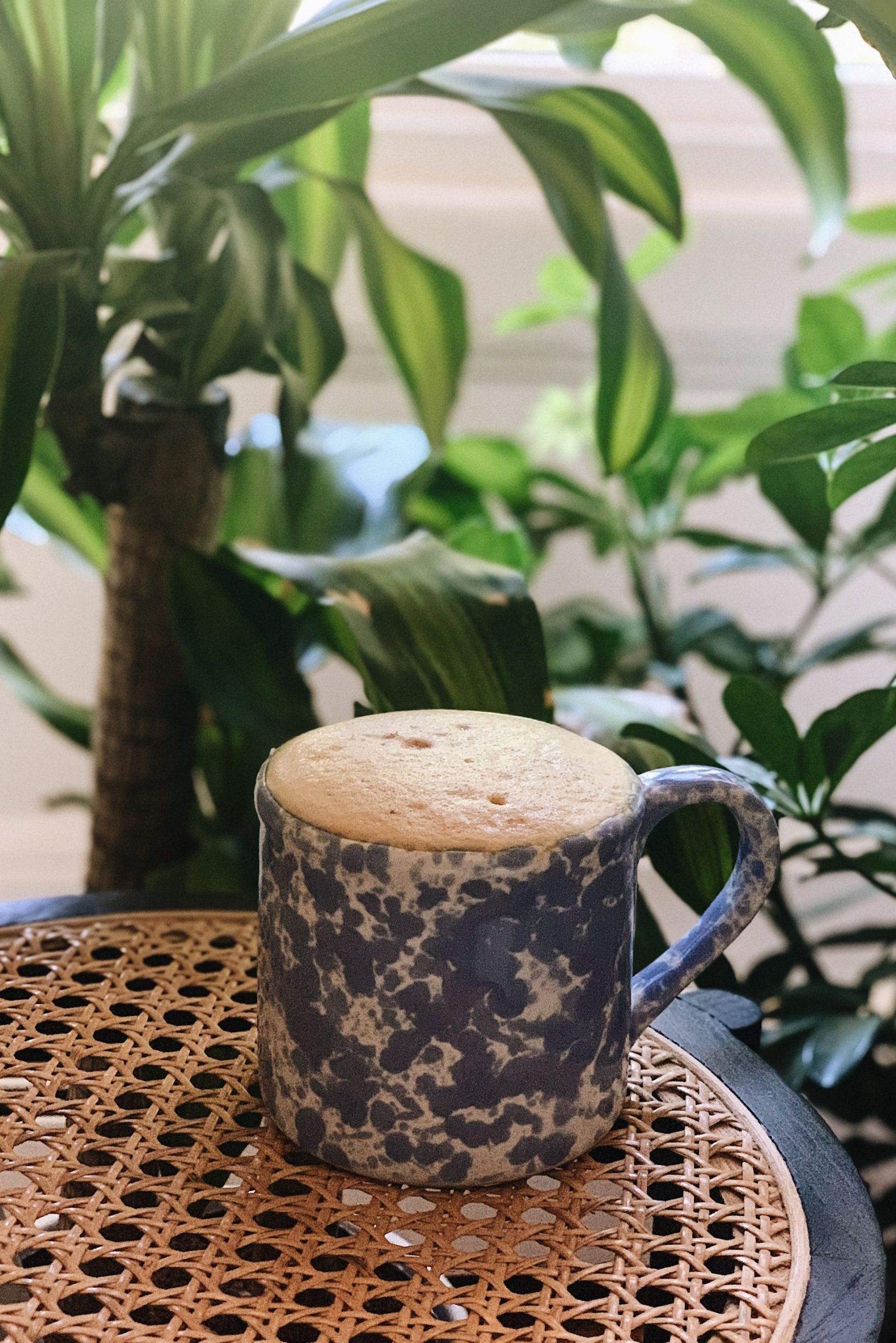Bennington Potters coffee mug