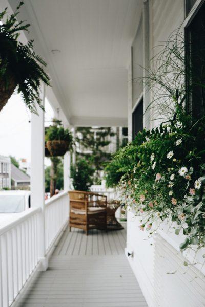 Porch Life House Nantucket